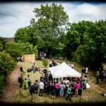 Sounds of CHU 3 - Le Jardin Singulier, festival du Pannonica, Maison Audubon, Coueron, le 29 juin 2014
