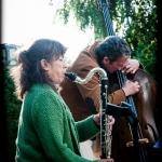Isabella Cirla et Joel Trolonge présentent : le retour du coelacanthe - Le Jardin Singulier, festival du Pannonica, Maison Audubon, Coueron, le 29 juin 2014